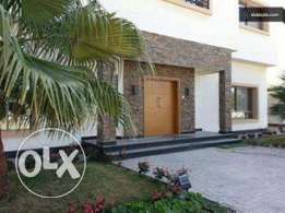 luxury semi furnished villa janabiya