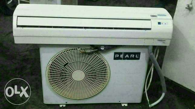2ton pearl split ac for sale good conditions good working with fexing