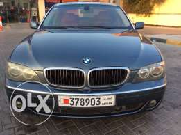 For Sale 2007 BMW 730LI Bahrain Agency