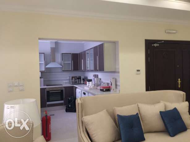 luxury furnished flat for rent in HIDD area