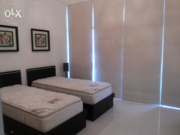 3 Bedrooms luxury fully furnished flat at Adliya for rent