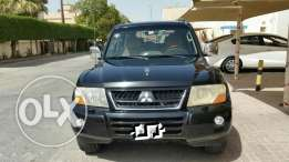Pajero 2003, Full Option