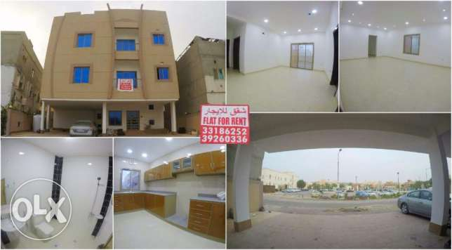 For Rent Brand new building in Janabiya
