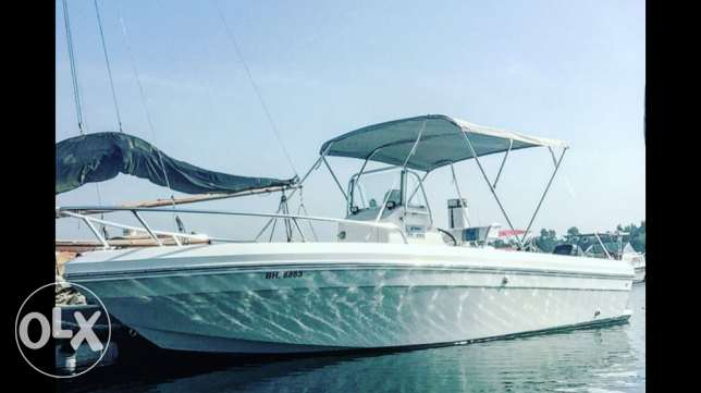 Used boat for sale in Bahrain