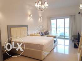 For rent Modern fully furnished Studio Flat in amwaj