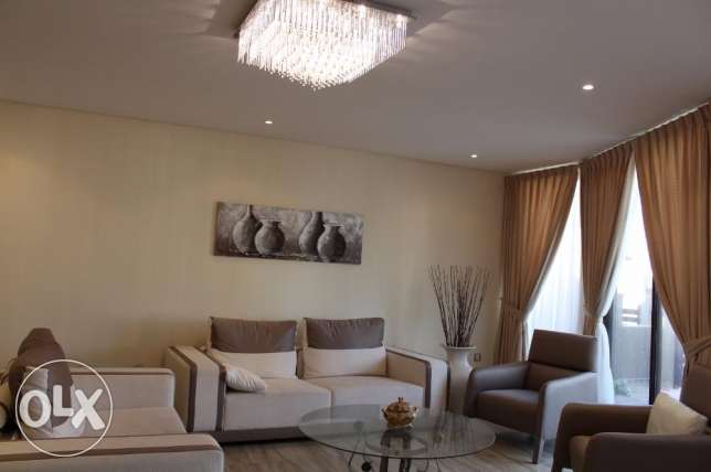 A beautiful Villa 4 bedroom fully furnished in Amwaj