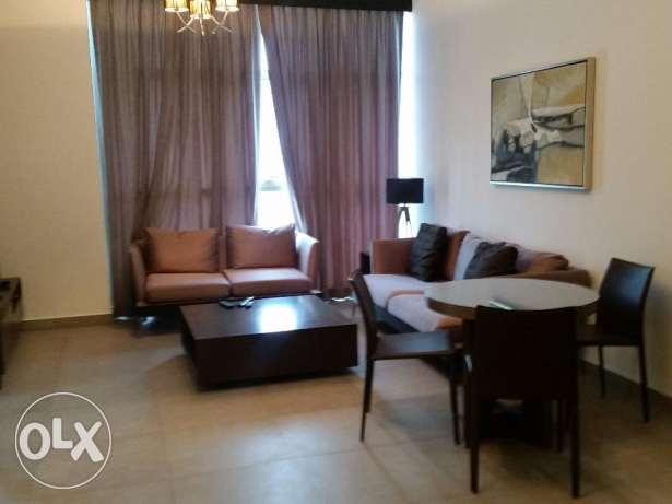 Fabulous 1 bedroom furnished luxurious apartment near Juffair Mall