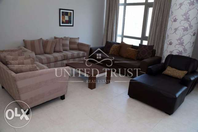 Furnished Apartment for rent In Juffair جفير -  1