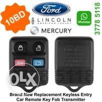 Ford Keyless Entry Car Remote Key Transmitter