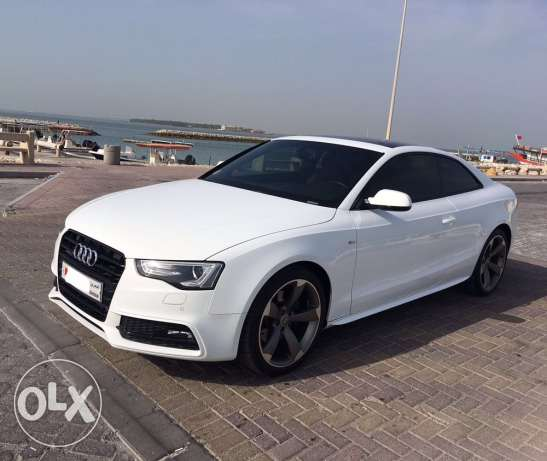 Audi A5 2014 Coupe