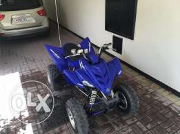 Yamaha Raptor Quad Bike 350cc