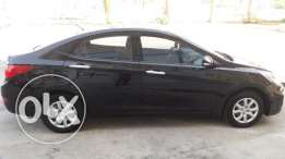 Hyundai Accent Full Automatic Very Good Condition 2013 Model