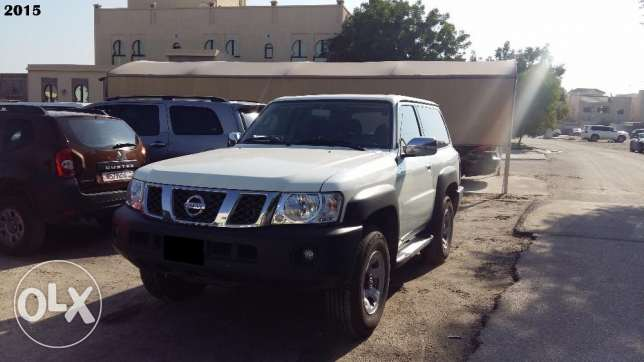 For Sale - 2015 model Nissan Patrol VTEC