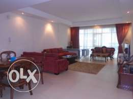 Large sized 2 bedroom flat for sale in juffair