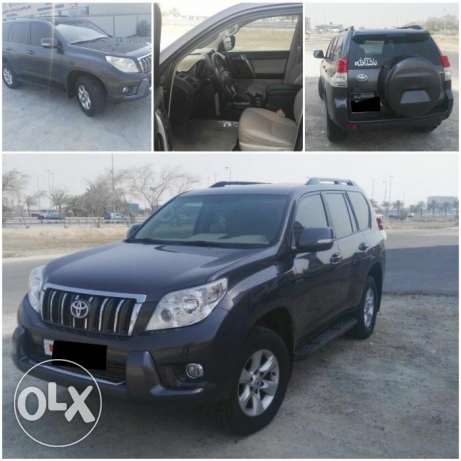 For sale Toyota Prado - V6 Engine Agent Mainained Excellent condition سوق المنامة -  1