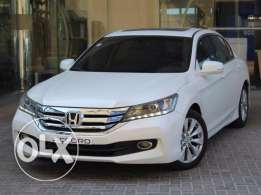 Accord 4DR 2.4L LXi-B 2015 White For Sale