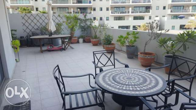 3br flat for sale in amwaj island-tala
