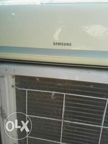 Split AC's (Brand- SAMSUNG ) in GOOD condition for sale