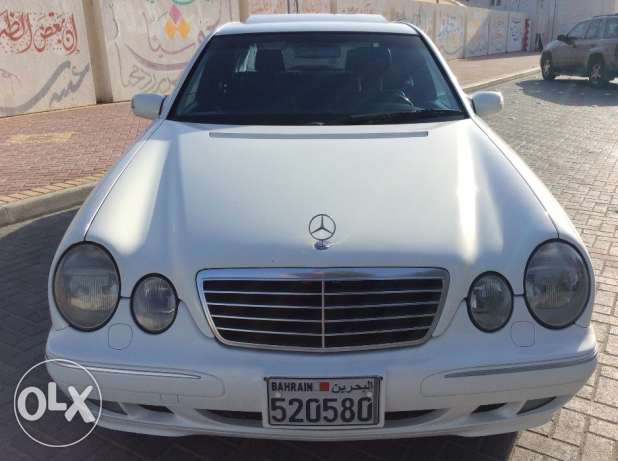 For Sale 2002 Mercedes Benz E430 Avantagarde Last Shape Of Year Japan