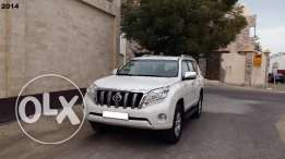 2014 model Toyota Prado