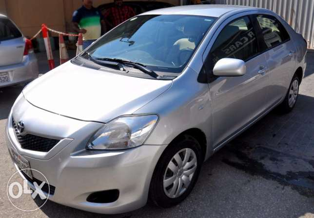 Toyota Yaris 2013 model Good Condition for sale ام الحصم -  1