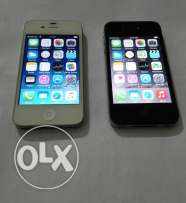 iPhone 4s like new 35 BD per piece