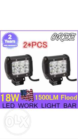 led Fog light USA new