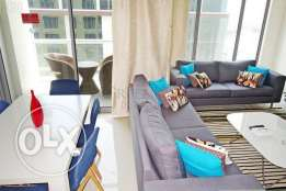 Brand new 3 bedroom apartment with sea views in Amwaj