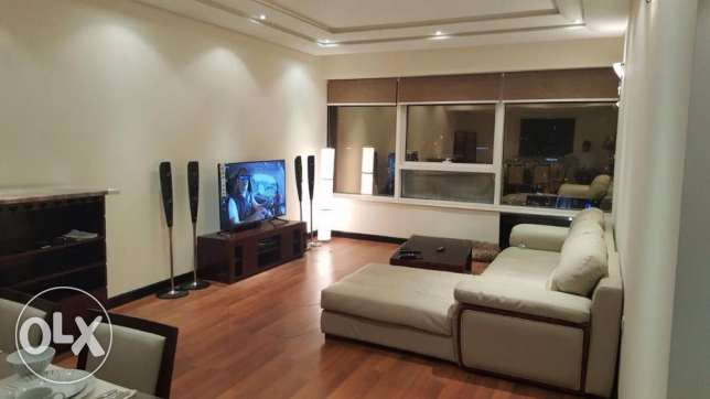 Fully Furnished Luxury Two Bedroom Suite rent 550 in Abraj lulu