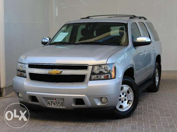 Chevrolet Tahoe 2WD 5.3L LT 2013 Silver For Sale