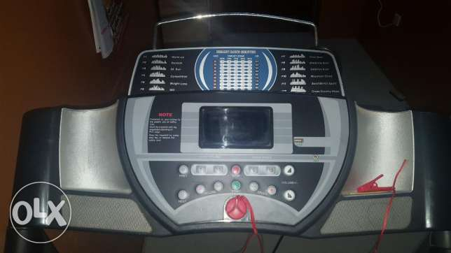 Techno GEAR Treadmill.