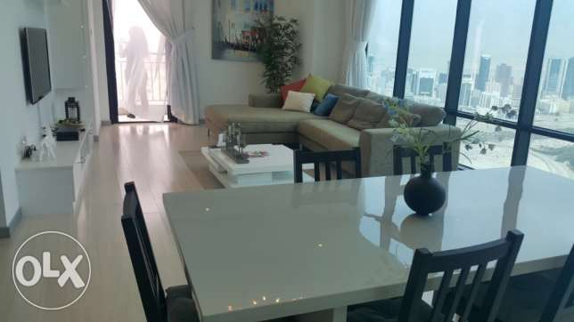 Two Bedrooms Fully Furnished in Seef Rent/Sale