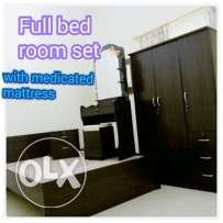 Brand new bed room set for sale
