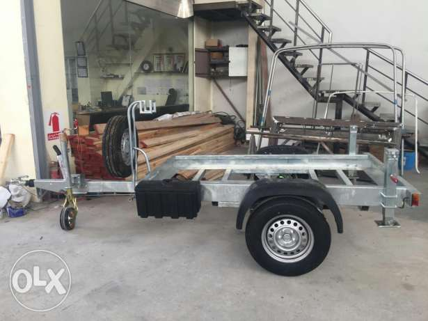 We do all kinds of trailers سترة -  4