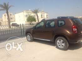 Renult Duster model 2015 only 13000km drive still new fee accident
