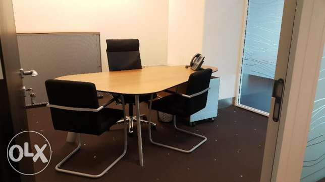 Great serviced offices for rent - Financial Harbor- Suitable for CR
