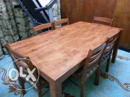 Dining Table (pure wood) for sale