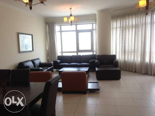 Extremely spacious and elegant 3bed apartment in Juffair