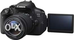For Sale Canon 700D In Excellent Condition