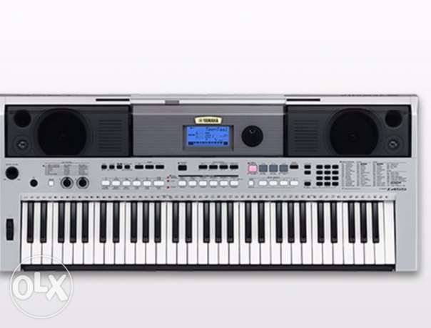 Yamaha Keyboard PSR 1455 with stand