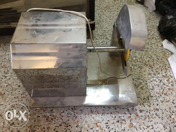 For Sale unused Power Machinery slicer - Chicken