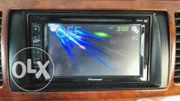Pioneer car dvd entertainment unit