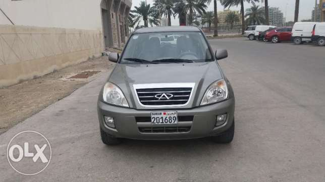 Jeep Chery Tiggo Full Option With Sun Roof Very Good Condition 2012