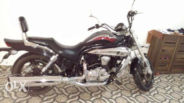 Hyosung bike for sale