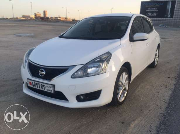 2014 Nissan Tiida 1.8 for sale