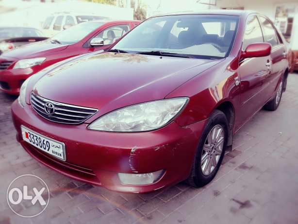 Toyota camry gli 2006 model for sale المحرق‎ -  1