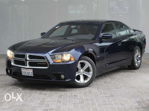 Dodge Charger 2013 Black For Sale