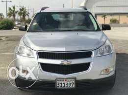 Chevy Traverse 7 seater car and brilliant condition