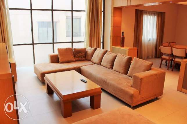 Great flat for rent 2 bedroom in Juffair fully furnished