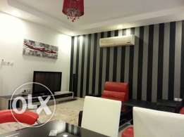 fully furnished apartment close to saudi auseway